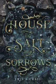 House of Salt and Sorrows cover