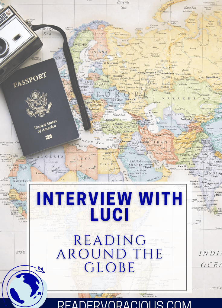 An Interview with Luci in The Netherlands | Reading Around the Globe