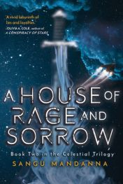 A House of Rage and Sorrow cover