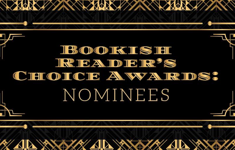 2019 Bookish Reader's Choice Awards Nominees!