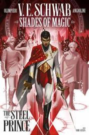 The Steel Prince Vol 1 cover
