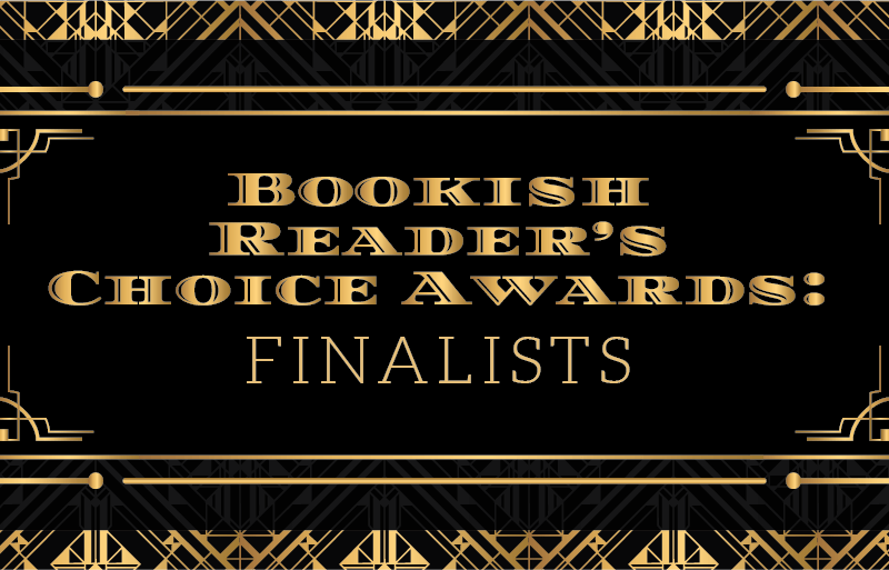 2019 Bookish Reader's Choice Awards Finalists!