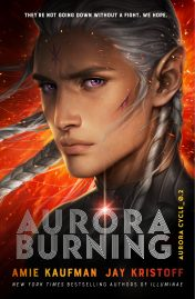 Aurora Burning cover