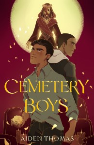 Cover for Cemetery Boys by Aiden Thomas