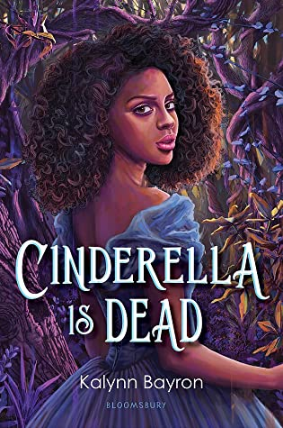 US cover for Cinderella Is Dead