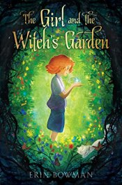 Cover for The Girl and the Witch's Garden