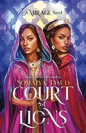 Court of Lions cover