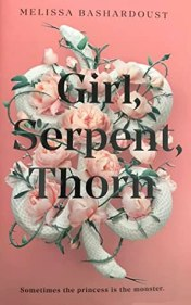 cover for Girl, Serpent, Thorn
