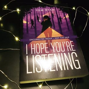 ARC of I Hope You're Listening