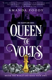cover for Queen of Volts