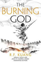 cover for The Burning God