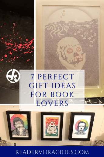 7 Perfect Gift Ideas for Book Lovers