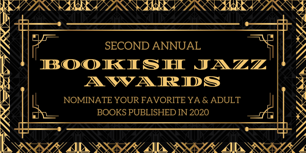 Nominate your favorite ya & adult books of 2020 in the second annual Bookish Jazz Awards