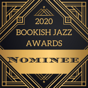 2020 Bookish Jazz Award Nominee badge