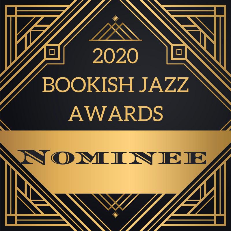 2020 Bookish Jazz Award Nominee badge