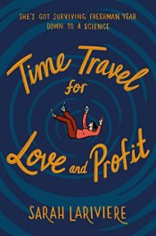 cover for Time Travel for Love and Profit