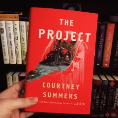 my B&N edition of The Project