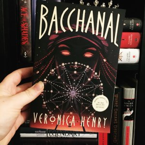Photo of an arc copy of BACCHANAL