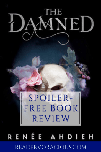 Book review for The Damned