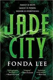 cover for Jade City