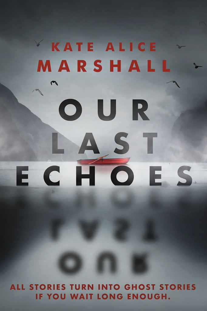 cover for Our Last Echoes