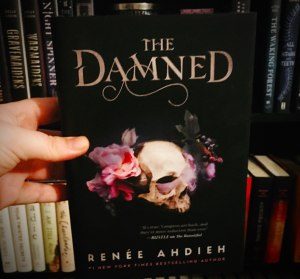 finished copy of The Damned