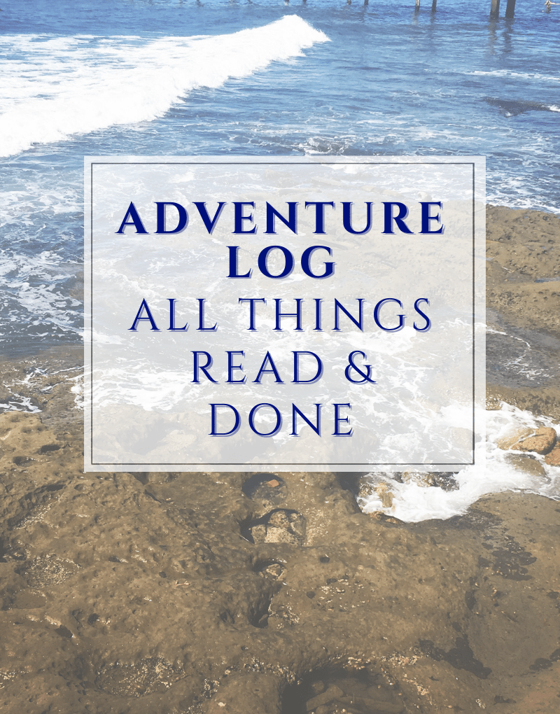 January in Review  |  adventure log