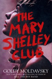 cover for The Mary Shelley