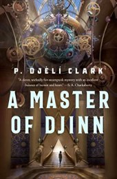 cover for A Master of Djinn