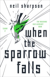 cover for When the Sparrow Falls