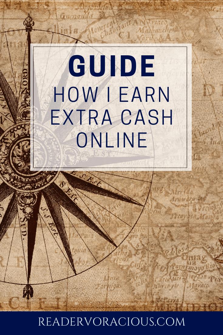 How I Make Extra Cash Online