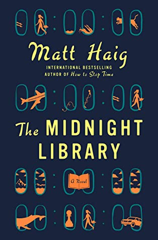 cover for The Midnight library