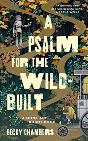 cover for A Psalm for the Wild-Built