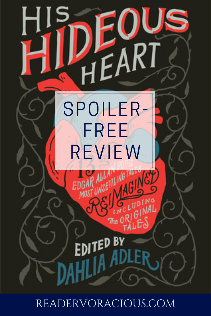 Review: His Hideous Heart edited by Dahlia Adler