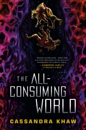 cover for The All-Consuming World