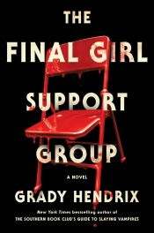 US cover for The Final Girl Support Group
