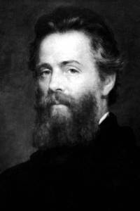 Herman Melville, author of Moby Dick