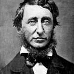 Photo of Henry David Thoreau.