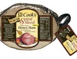 Cook's Spiral Sliced Honey Ham