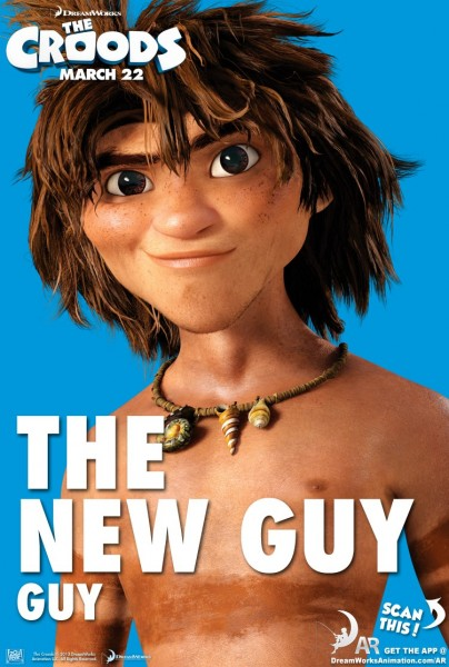 The Croods Guy