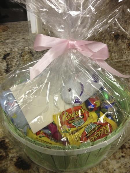 Hershey's Easter Basket