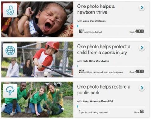 J&J Donate a Photo App 4
