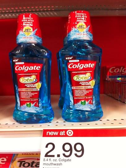 Colgate Mouthwash 2