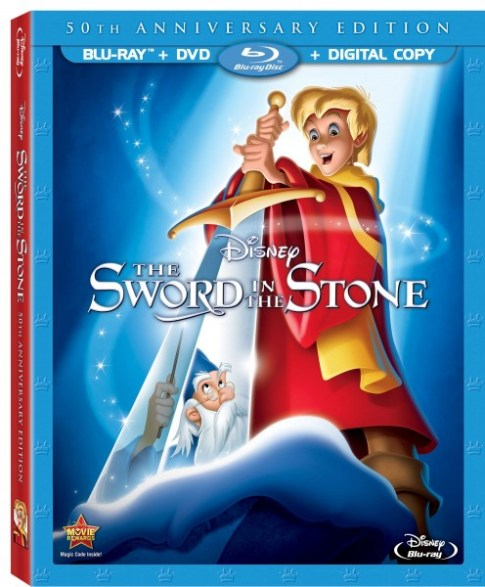 Sword In The Stone Box Art