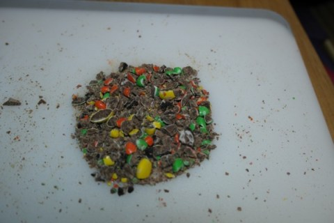 #SpookyCelebrations Brownies & Punch 5