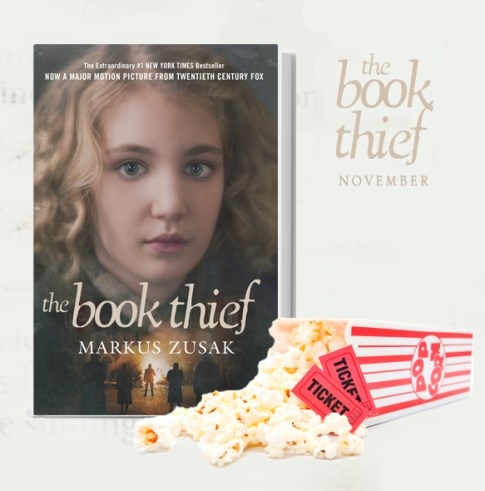 Book Thief Giveaway