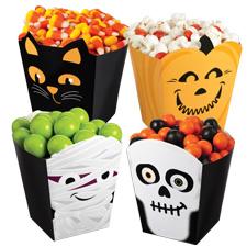 Wilton Popcorn Box