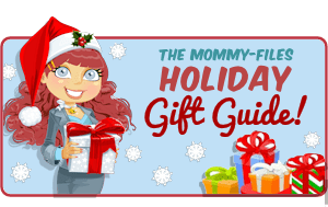 The Mommy-Files Holiday Gift Guide Logo