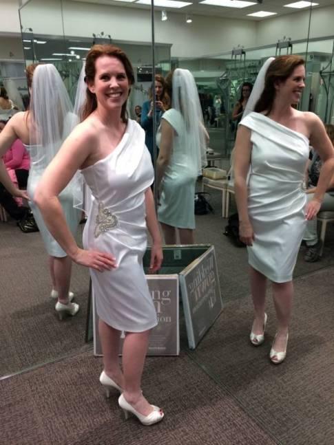 #WeddingWednesday #FrankAndShannon #Wedding #Bride #TeamBride #Fashion