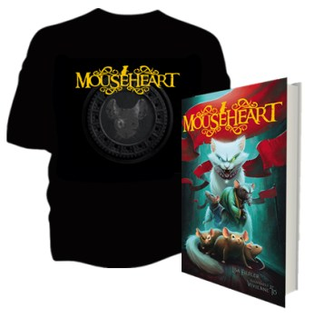 #Mouseheart #Giveaway #win #spon